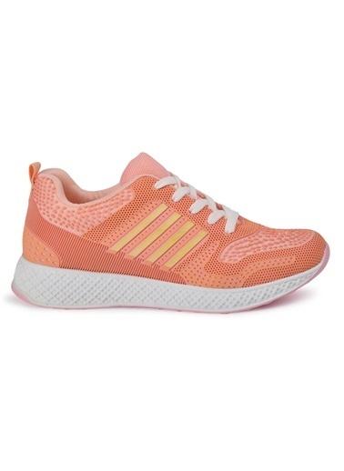 Tiffany&Tomato 9150474 Pudra Kadın Spor Ayakkabı Pudra